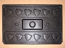 Magnetic Gear Organization Tray (ABS)