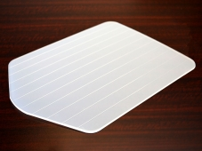 Draining Tray for Cheese Production (Polypropylene)