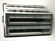 LED Street Light Lenses (TPO/Co-Polyester)