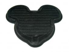 Disney Flocked Jewelry Tray (HIPS)