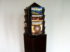 Literature/Magazine Rack (ABS/PETG)