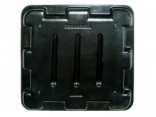 Protective Mammography Plate Transportation Box (Conductive HIPS)