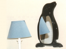 Penguin Novelty Mirror (Acrylic)