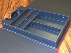 Compartmentalized Tray (HIPS)