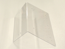 Line-Bent Window Insert (Acrylic)